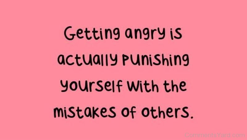 Why Am I SO Angry!